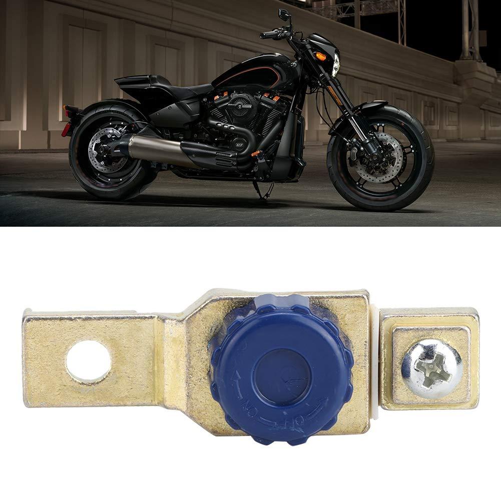 terminal del interruptor de corte de la bater/ía de la motocicleta Desconexi/ón antifugas Interruptor de desconexi/ón de la bater/ía