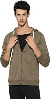 Campus Sutra Men's Cotton Jacket