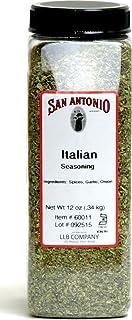 12-Ounce Restaurant Italian Seasoning Spices