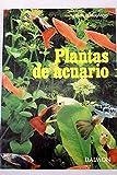 PLANTAS DE ACUARIO (Madrid, 1979) Todo sobre el jardín subacuático