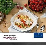 Villeroy & Boch Dune VAPIANO Pastaschalen-Set, 2-teilig, Premium Porzellan, Weiß - 2