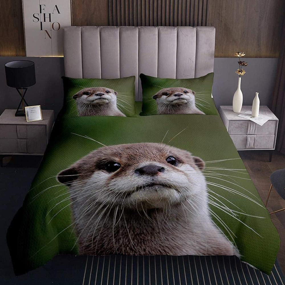 Duvet Cover California Cheap Bombing new work mail order specialty store King Size Grey Otter Comforter with