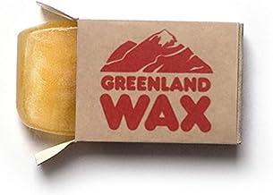 Fjällräven Unisex Volwassen impregnatiewas Greenland Wax Travel Pack wax, geel, One Size (20 g)