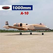 DYNAM A-10 Thunderbolt Desert 64mm EDF Jet - PNP