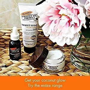 Palmer's Coconut Oil Formula Coconut Sugar Facial Scrub Exfoliator   3.17 Ounces