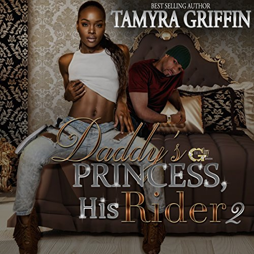 Daddy's Princess, His Rider 2 audiobook cover art