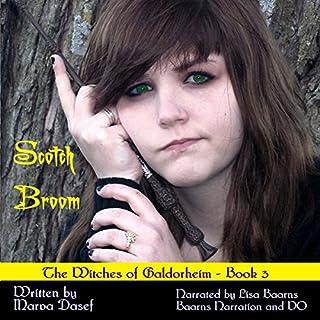 Scotch Broom audiobook cover art