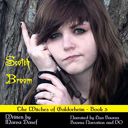 Scotch Broom audiobook cover art