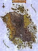 morrowind vvardenfell map