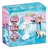 PLAYMOBIL- Princesa Invierno Juguete, Multicolor (geobra Brandstätter 9353)