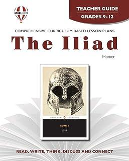 The Iliad - Teacher Guide by Novel Units