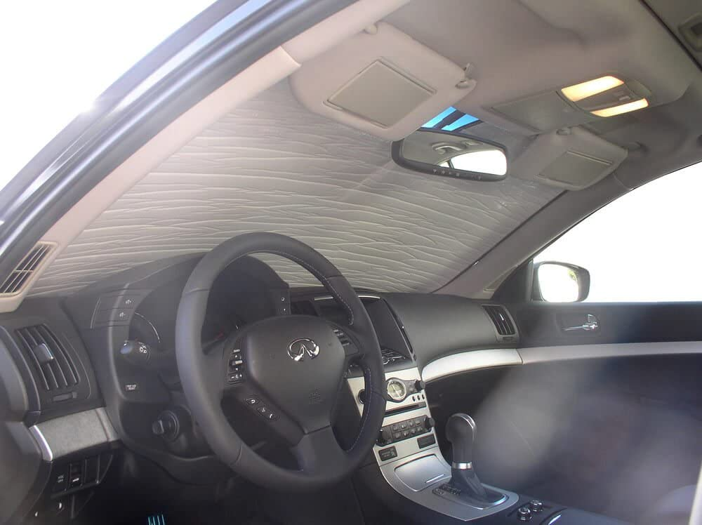 low-pricing HeatShield The Original Windshield Sun Custom-Fit Shade for In 2021 spring and summer new