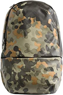 حقيبة ظهر BTTFB SE من North Face جديدة بلون رمادي داكن مطبوعة ماكروفليك