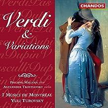 Verdi And Variations Vinyl