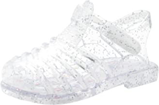 clear jelly sandals for infants