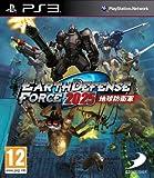 Earth Defense Force 2025 [Importación Italiana]