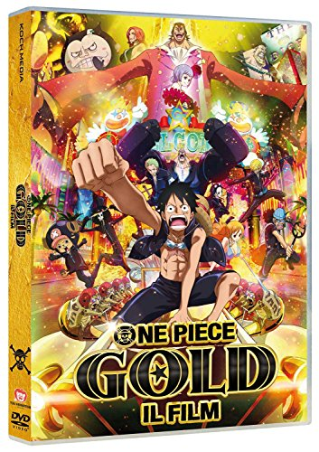 One Piece Gold-Il Film [Import]