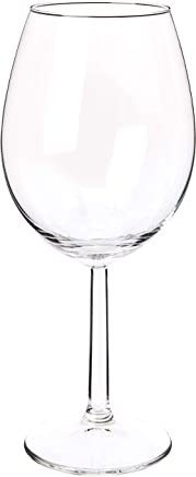 Vinissimo Conjunto 6 Taças para Vinho Luva Fechada Royal Lerdam Transparente 570 Ml