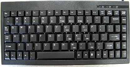 Solidyear ミニキーボード ACK-595UE-BK 英語(黒)USB