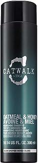 TIGI Catwalk Oatmeal & Honey Conditioner, per Capelli Secchi e Danneggiati