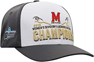 Maryland Terrapins Women's National Lacrosse Championship Hat 2019