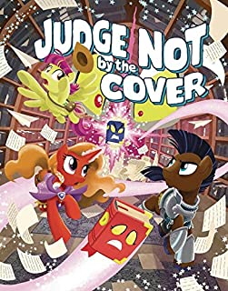 Shinobi 7 My Little Pony Tails of Equestria: Judge Not by The Cover