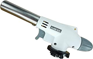 Kitchen Culinary Torch,Butane Torch Kitchen Blow Lighter - Culinary Torches Chef Cooking Professional Adjustable Flame wit...