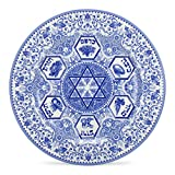 Spode Judaica Seder Plate(1)- Blue & White...