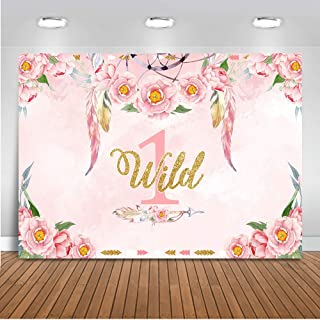 boho wild one birthday