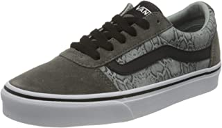 Vans Ward Suede/Canvas, Sneaker Mujer