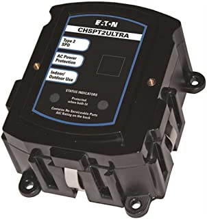 """EATON CHSPT2ULTRA Ultimate Surge Protection 3rd Edition, 2.38"""" Length, 5.25"""" Width 7.5"""" Height"""