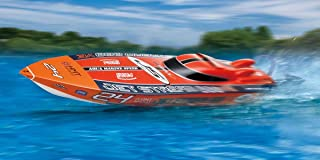 KYOSHO electric racing boat Jet stream 888VE Readyset with KT-231P