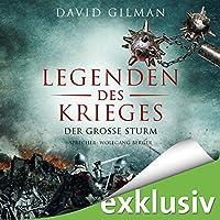 Legenden des Krieges: Der große Sturm (Thomas Blackstone 4) Hörbuch
