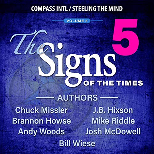 The Signs of the Times, Volume 5 cover art