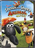 Shaun the Sheep: Animal Antics / [DVD] [Import]