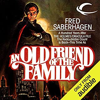 An Old Friend of the Family audiobook cover art