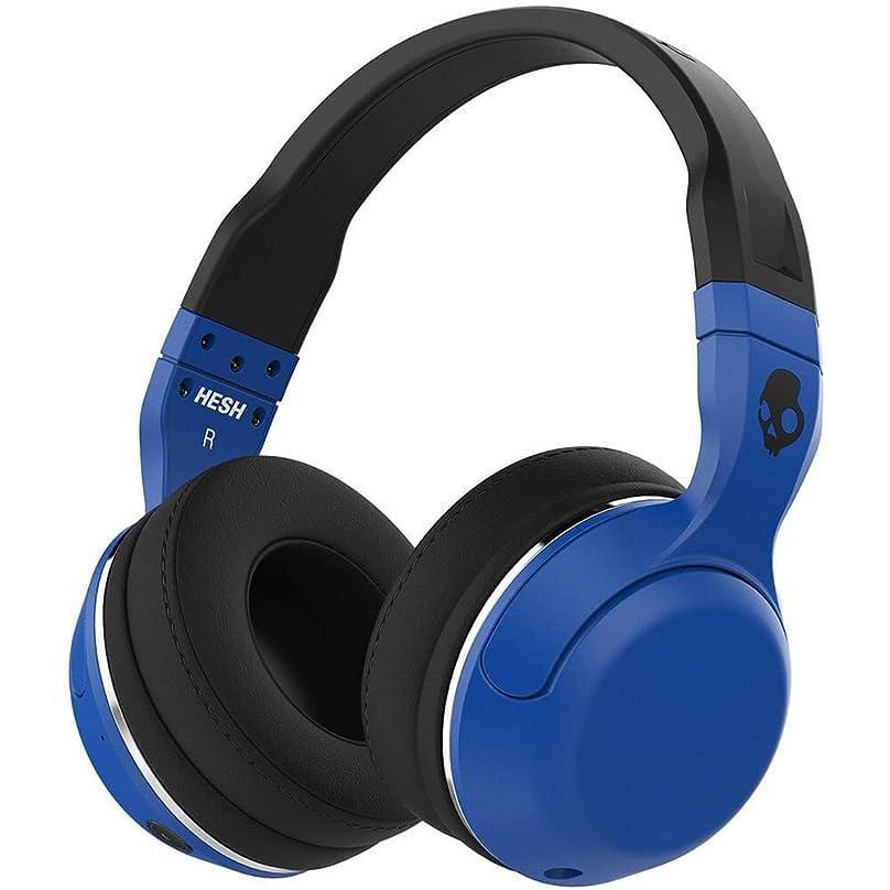 誇張レンジ嵐が丘515 Skullcandy S6HBHW Hesh 2 Bluetooth ワイヤレス ヘッド フォン 、 ブルー します。