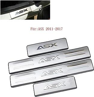 Listones de umbral de puerta de acero inoxidable para ASX Door Sill 2011-2019