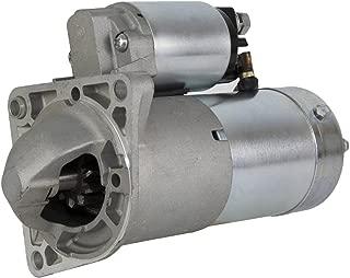 zafira starter motor