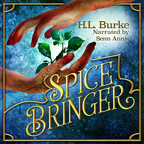 Spice Bringer audiobook cover art