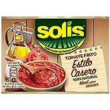 Solis - Estílo Casero - Tomate Frito - 3 x 100 g