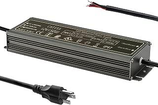 CATIYA 12V 150W LED Driver Transformer, IP67 Waterproof Constant Voltage Power Supply for Spotlights