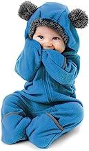 Cuddle Club Surpyjama en Polaire B/éb/é Pyjama Fille et Gar/çon et Couverture B/éb/é ou Nid d/'Ange en Un ! du Nourrisson /à 4 Ans V/êtements B/éb/é Fille et Gar/çon Chauds