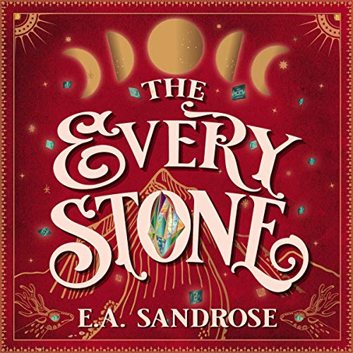 The Every Stone audiobook cover art