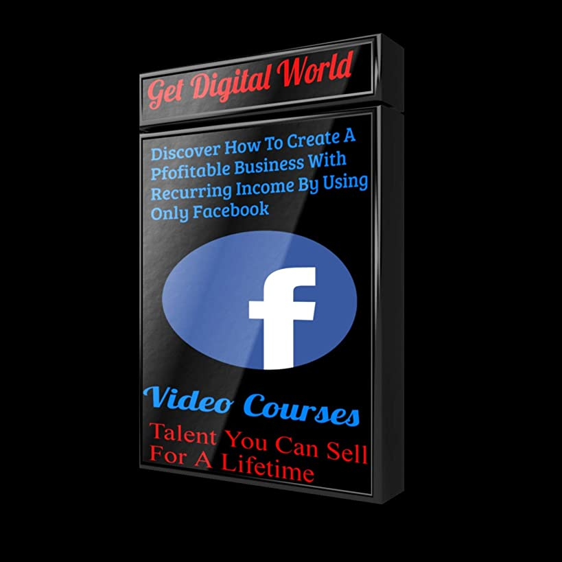 Discover  Create A Profitable Business With Recurring Income By Using Only Facebook!
