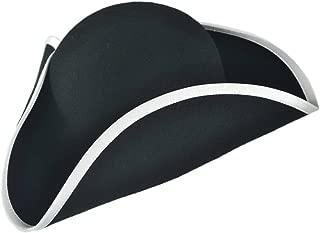 Made in The USA - Classics Wool Felt Tricorn Hat