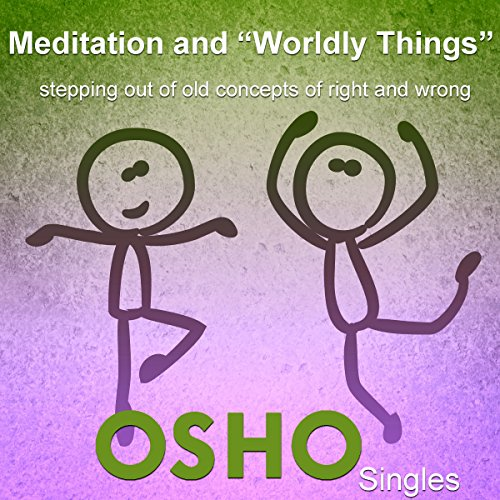 "Couverture de Meditation and ""Worldly Things"""
