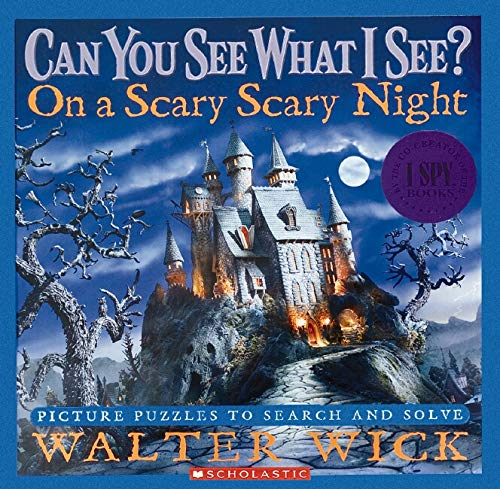 On a Scary Scary Night (Can You See What I See?)の詳細を見る
