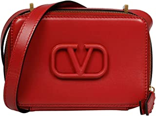 Luxury Fashion | Valentino Womens SW0B0F19HFBJS5 Red Shoulder Bag | Fall Winter 19