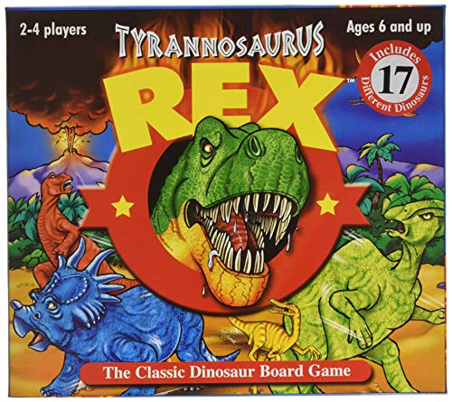 Paul Lamond Games Tyrannosaurus Rex Brettspiel